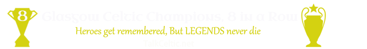 TalkCeltic - The Ultimate Celtic FC Forum